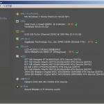 パソコンの詳細なハードウェア情報がわかるSpeccy